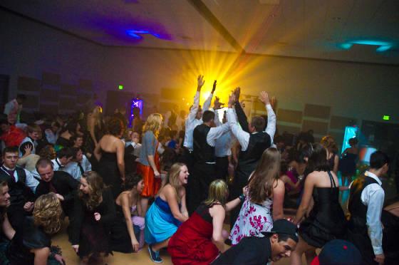 Boise School Dance Dj Diamond Music Catering